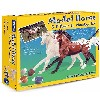 4128 - Breyer Horse - Paint by Number 3D Activity Kit - NEW FOR 2009!